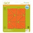 """GO! Half Square Triangle-2"""" Finished-Multiples"""