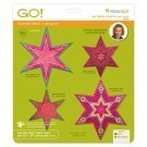 GO! Star Medley 6-Point by Sarah Vedeler