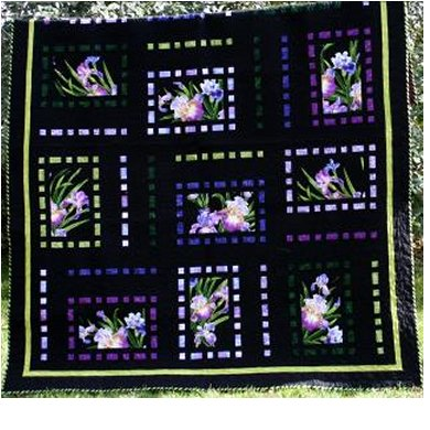 Whirligig Designs Full Moon Rising Handcrafters