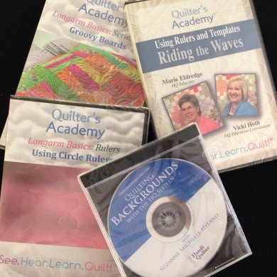 Quilter's Academy DVDs