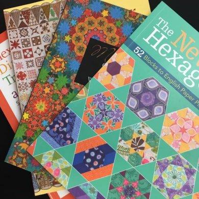 Books, Patterns and Kits