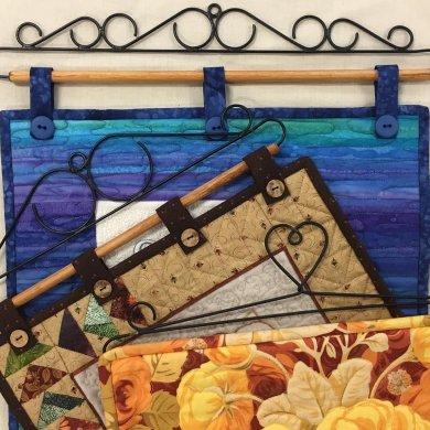 Hand Emb Patterns & Accessories
