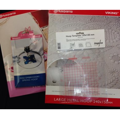 HV Machine Embroidery Accessories