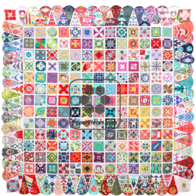 Dear Jane Quilt - A - Long