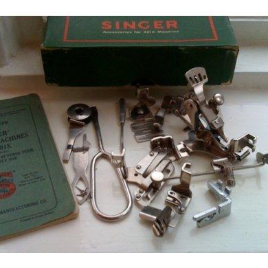 Singer Accessories