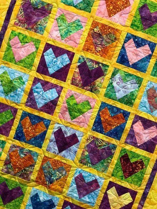 Wonky Hearts