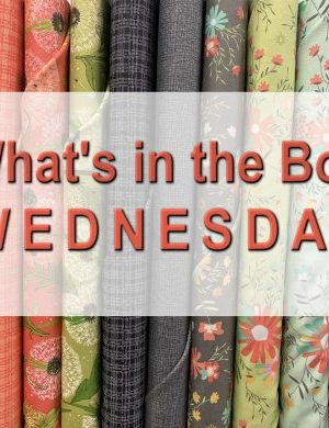What's In The Box Wednesday!