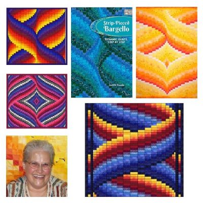 Quilting Jays - Beautiful Bargello