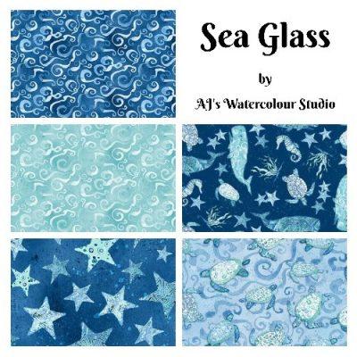 Sea Glass W