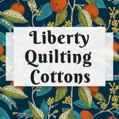 Liberty Quilting Cottons