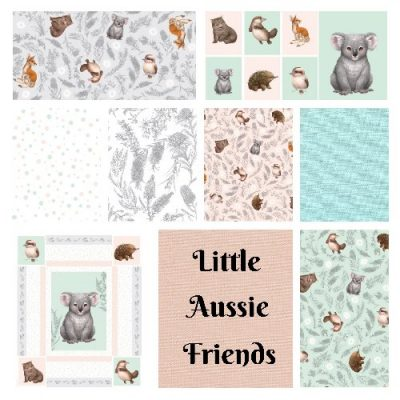 Little Aussie Friends