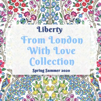 Liberty From London With Love SS20