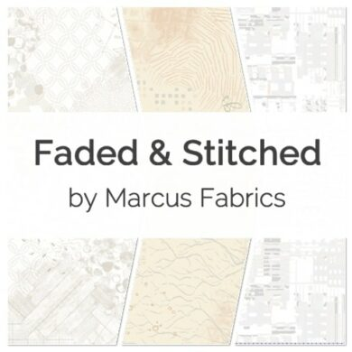 Faded & Stitched N
