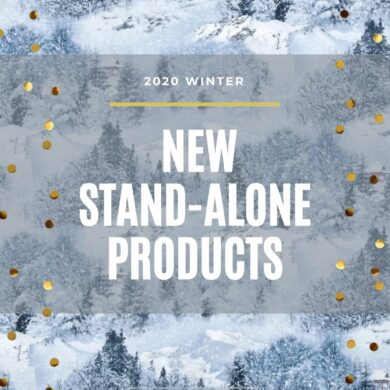 New Stand Alone Products