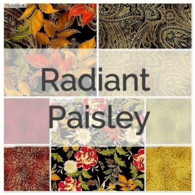Radiant Paisley