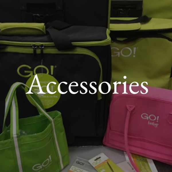 Accuquilt accessories