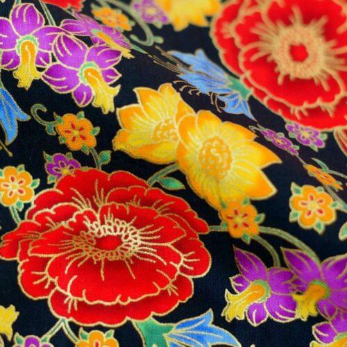 Florentine Garden by Hyun Joo Lee Cotton Quilting Fabric