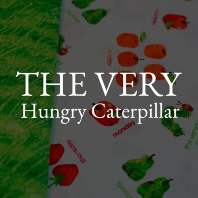 The Very Hungry Caterpillar N