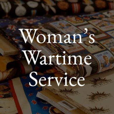 Woman's Wartime