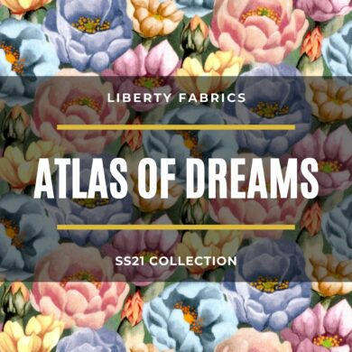 Atlas Of Dreams - SS21 Liberty Fabric