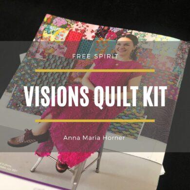 Visions Quilt Kit