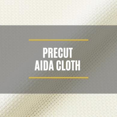 Precut Aida Cloth